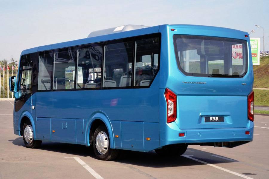 Фото автобуса «Вектор Next»