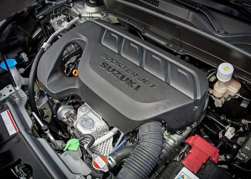 Фото двигателя Suzuki Vitara S 2016-2017