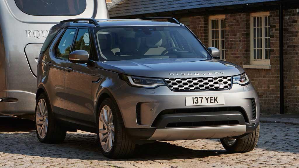 Внедорожник Land Rover Discovery 2021