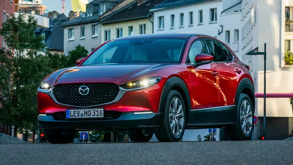 Кроссовер Mazda CX-30 2021