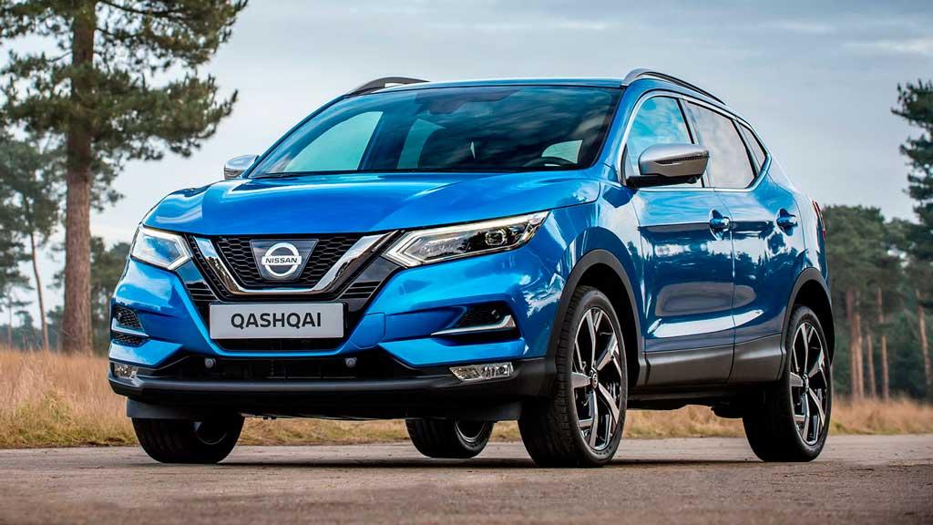 Кроссовер Nissan Qashqai 2021