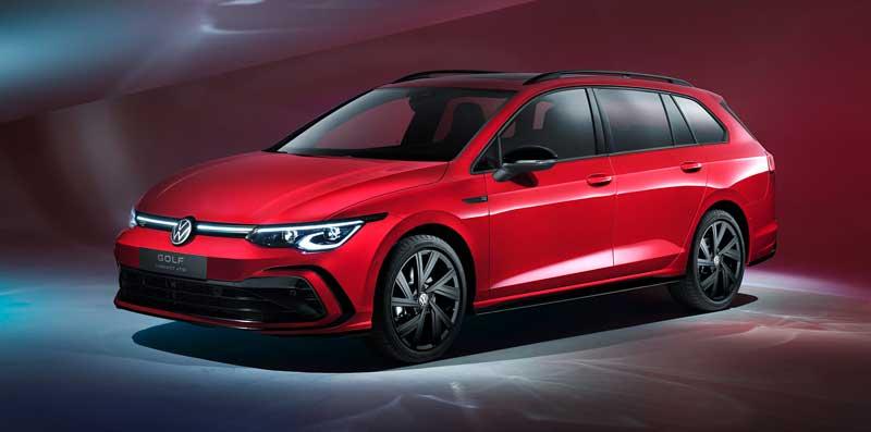 Универсал Volkswagen Golf VIII 2020-2021
