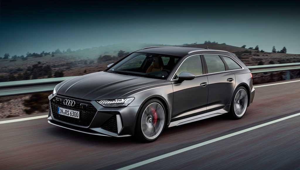 Универсал Audi RS 6 Avant