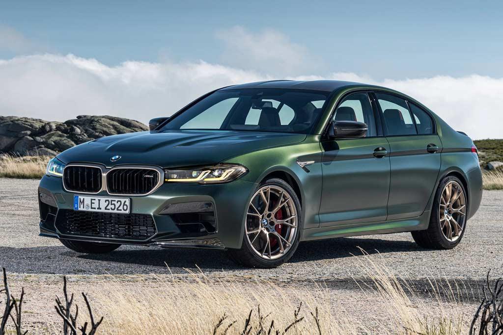 Седан BMW M5 CS 2021