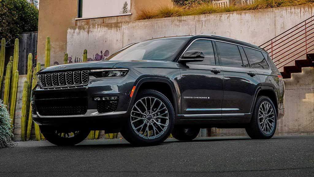Внедорожник Jeep Grand Cherokee L 2021