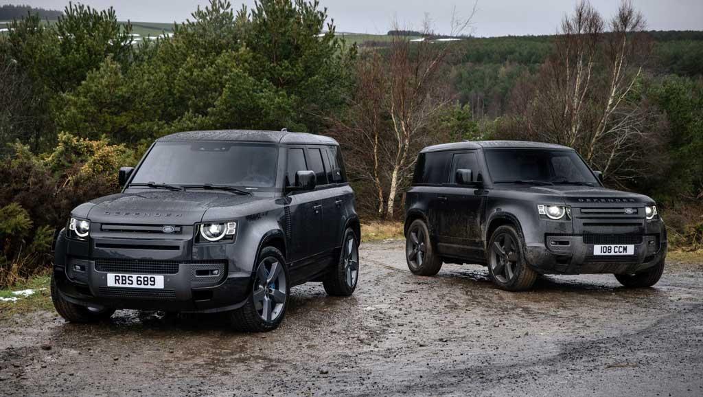 Внедорожник Land Rover Defender V8 2022