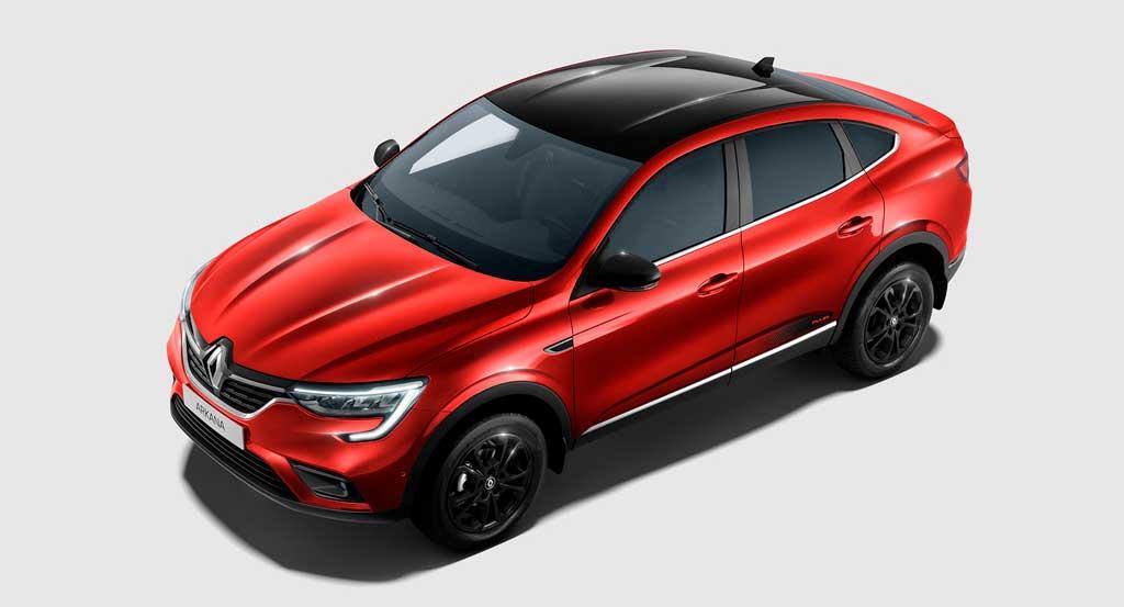 Кроссовер Renault Arkana Pulse