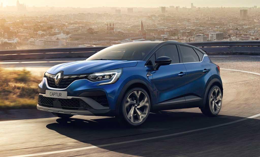 Кроссовер Renault Captur R.S. Line 2021