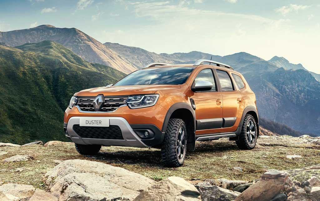 Кроссовер Renault Duster 2 поколения с ценой в России