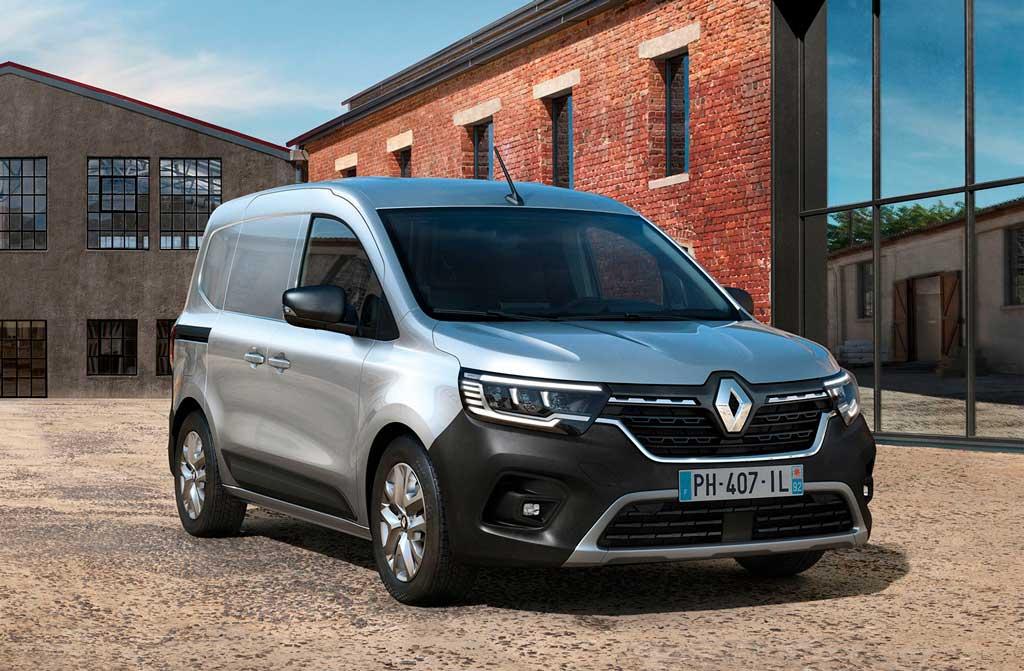 коммерческий Фургон Renault Kangoo Van 2021
