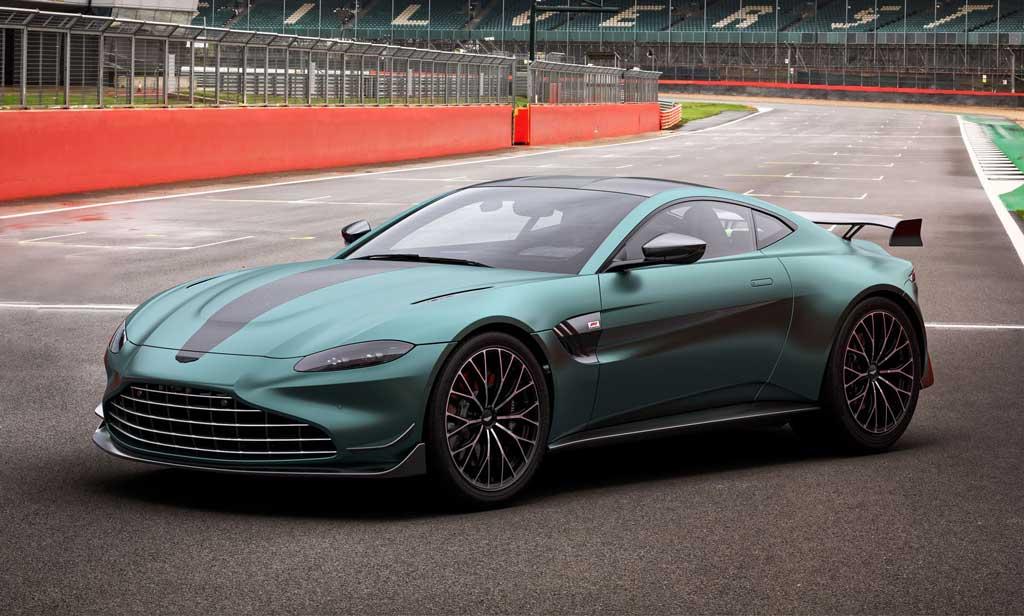 Купе и родстер Aston Martin Vantage F1 Edition 2022