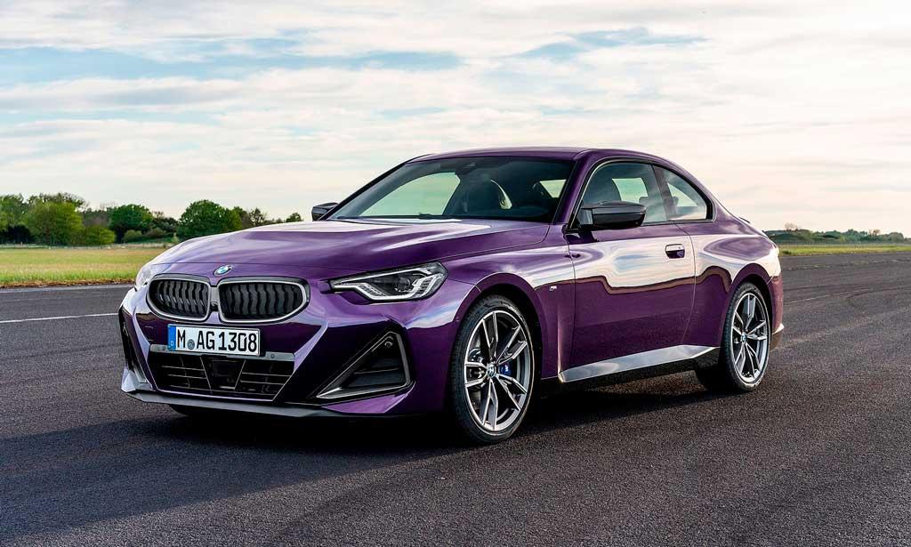 Купе BMW 2 Series Coupe 2022