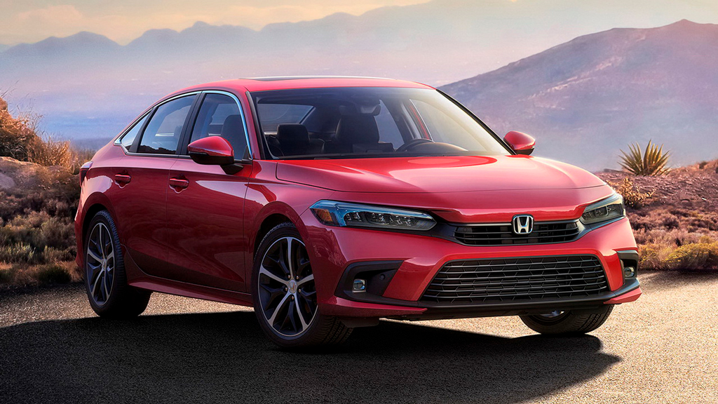 Седан Honda Civic 2022