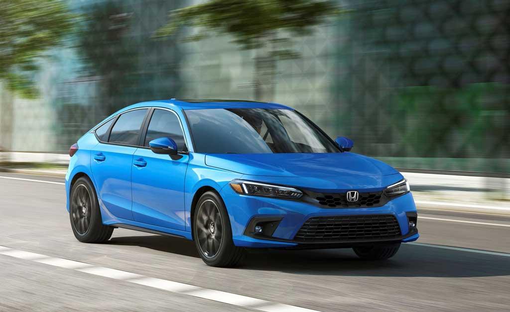 Новый Honda Civic Hatchback 2022