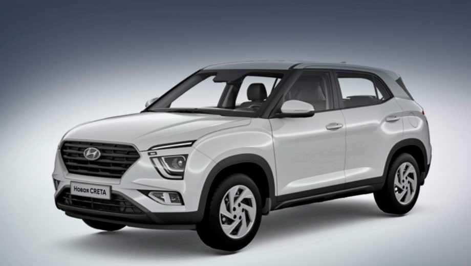 Кроссовер Hyundai Creta второго поколения