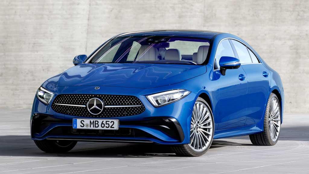 Седан Mercedes-Benz CLS 2022