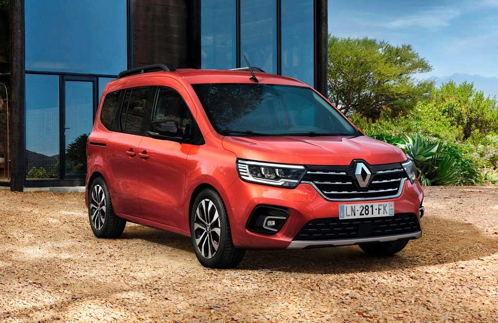 Компактвэн Renault Kangoo 2021