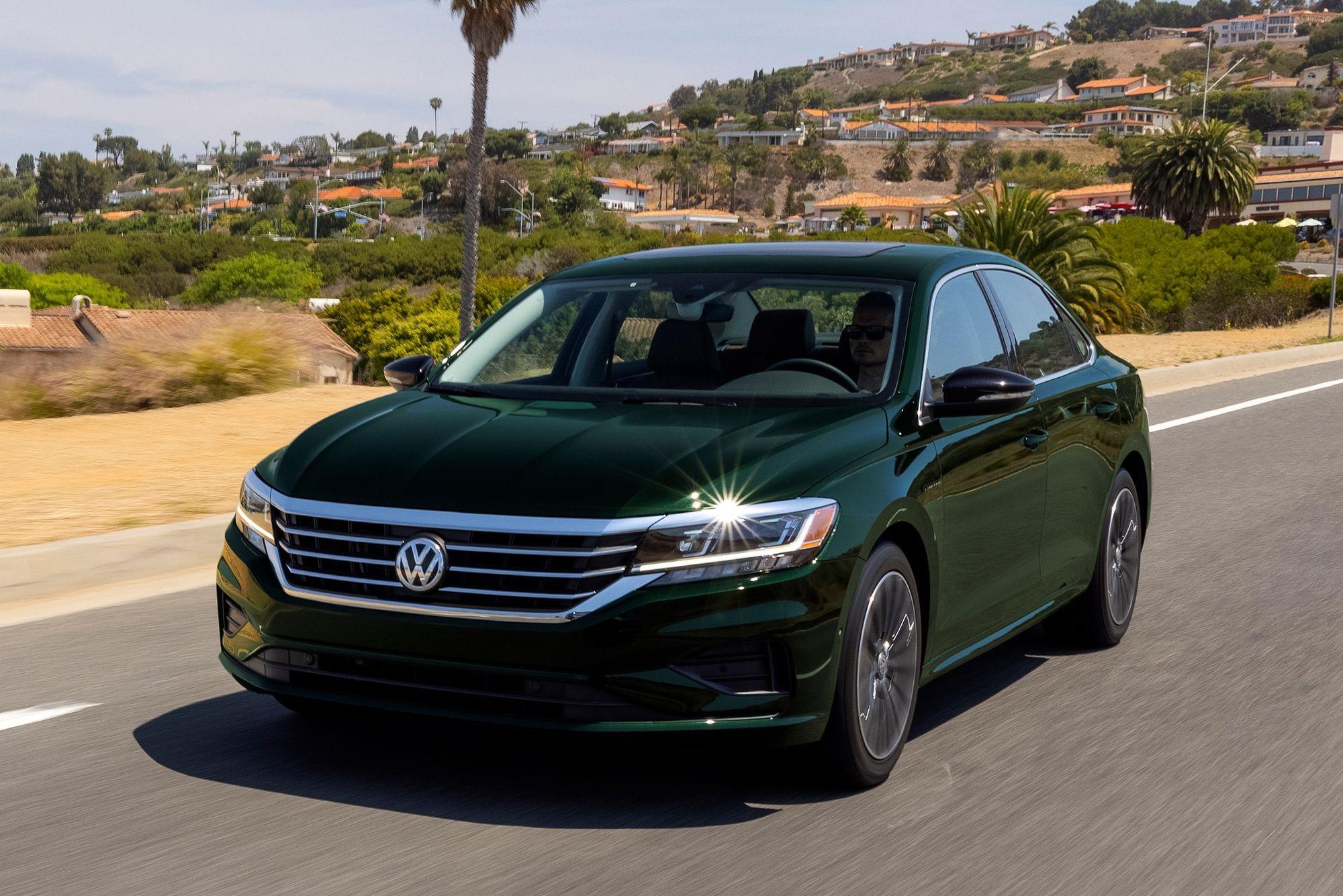 Седан Volkswagen Passat Limited Edition 2022