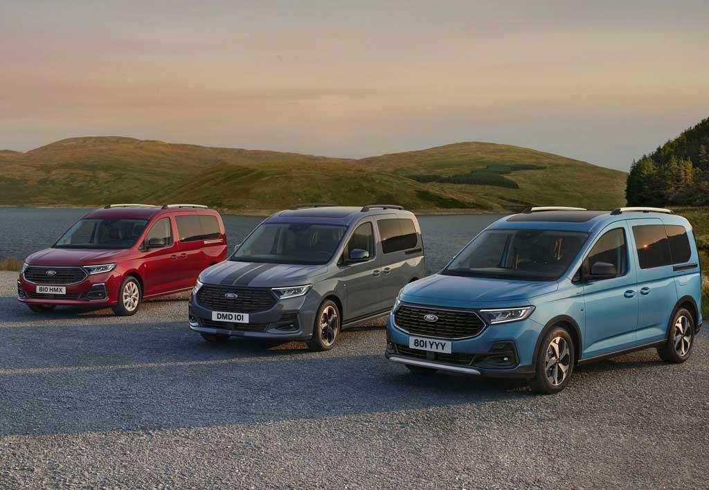 Компактвэн Ford Tourneo Connect  2022