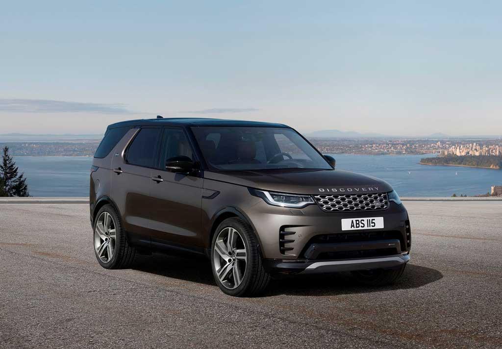 Внедорожник Land Rover Discovery Metropolitan Edition 2023