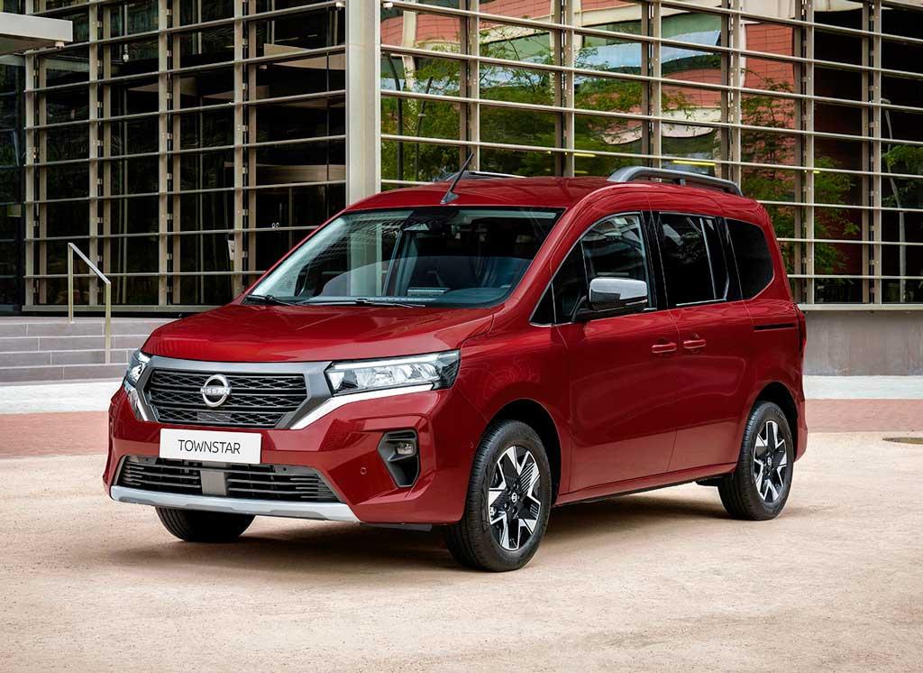 Новый Nissan Townstar VAN 2022