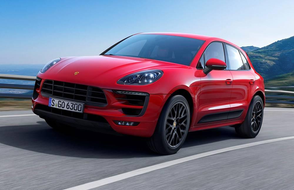 Ferrari 2016 Pret >> Porsche Macan GTS 2016-2017 – спортивная версия кроссовера - цена, фото, технические ...