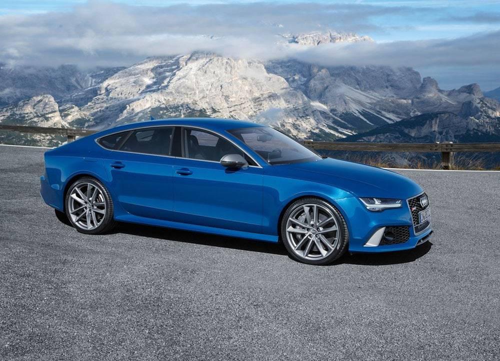 Audi RS7 Sportback performance - вид сбоку
