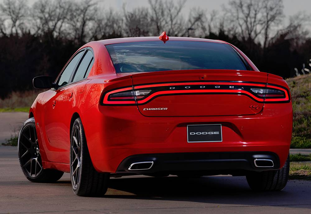 Dodge Charger 2016 фото