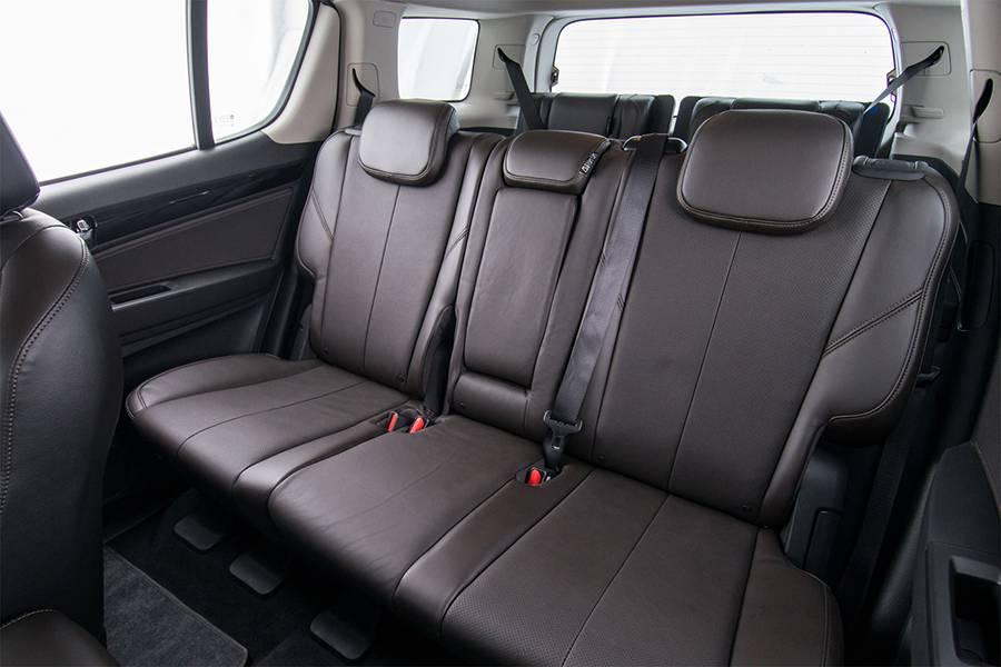 Обновленный Chevrolet Trailblazer 2016-2017 года фото салона