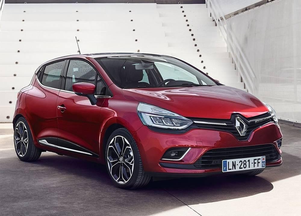 Renault Clio 4 2016-2017- фото