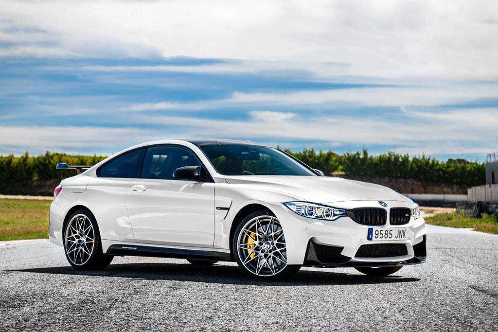BMW M4 Coupe Competition Sport фото