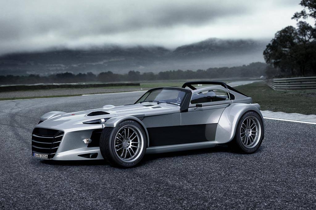 Фото Donkervoort D8 GTO-RS