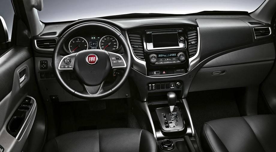 Фото салона Fiat Fullback 2012017 модельного года