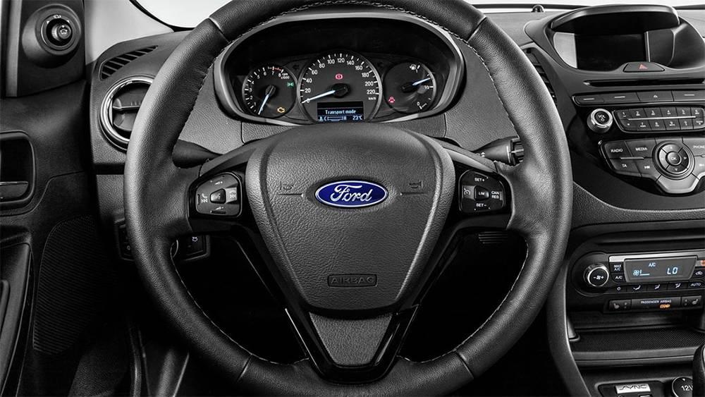 фото салон Ford Ka plus 2016-2017 года