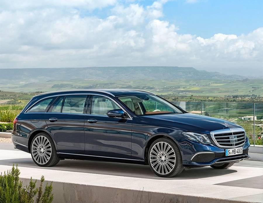 фото Mercedes-Benz E-Class Estate (S213) 2016-2017 года