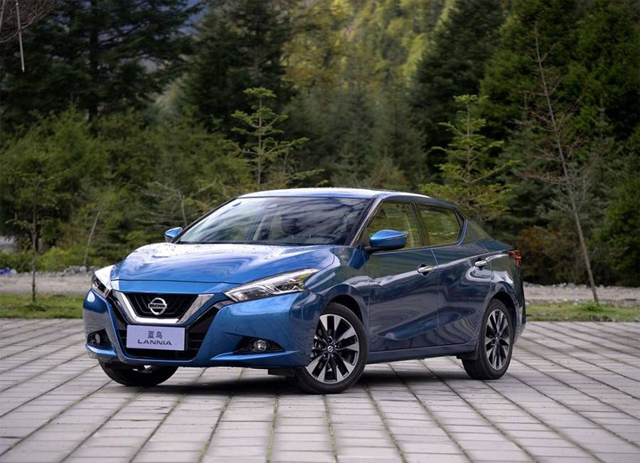 Фото Nissan Lannia 2016-2017 года