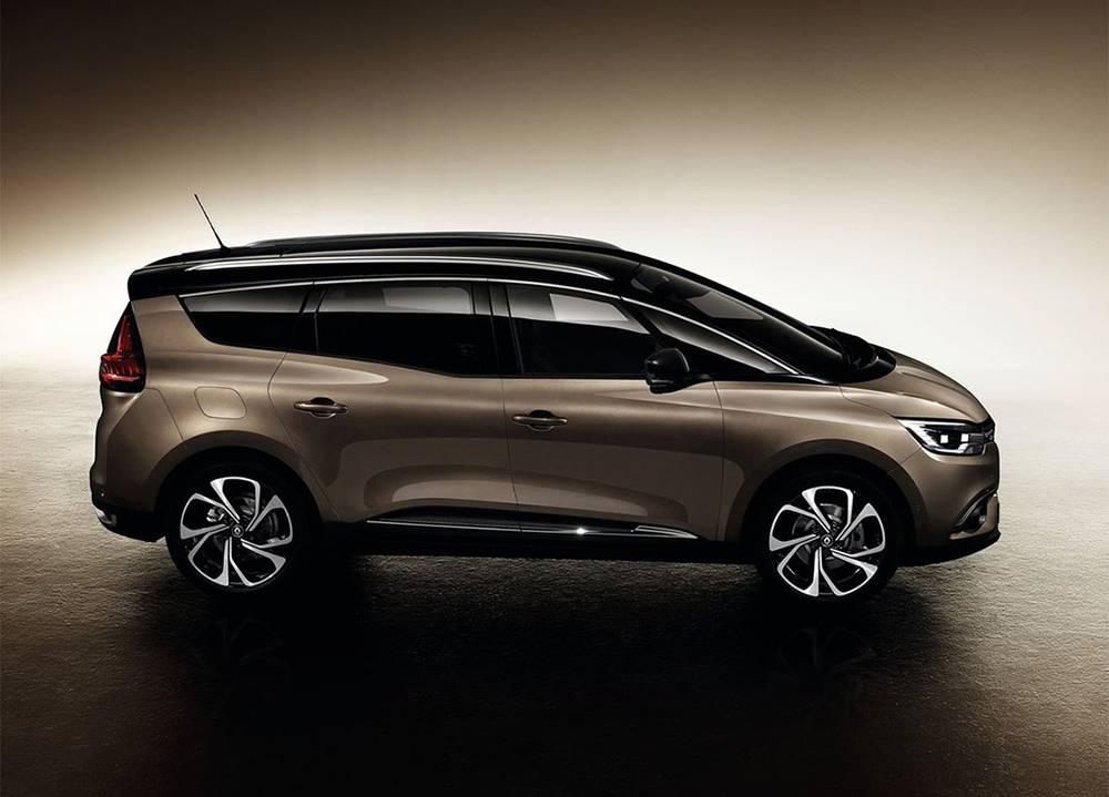 Renault Grand Scenic 2016-2017 фото