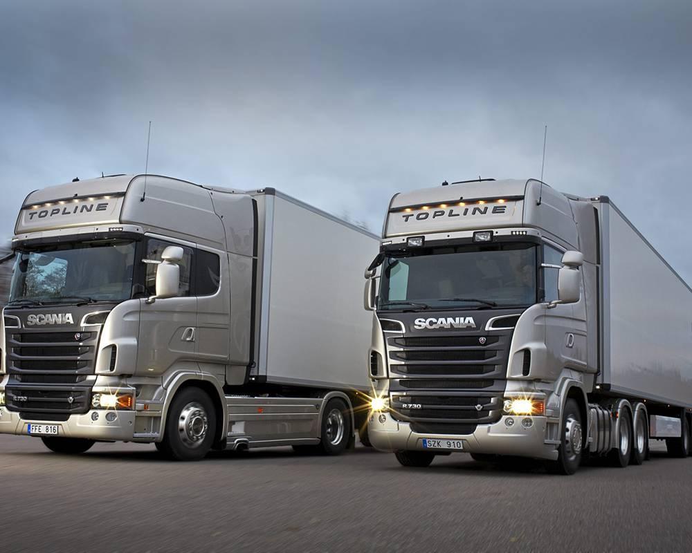 Фото Scania (Скания) R-series