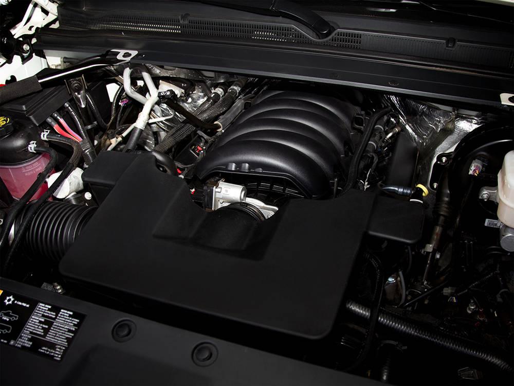 фото мотора Chevrolet Tahoe 2016-2017 года
