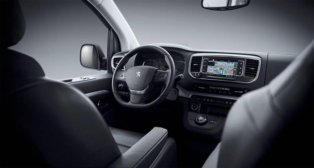 Peugeot Traveller 2016-2017 года фото