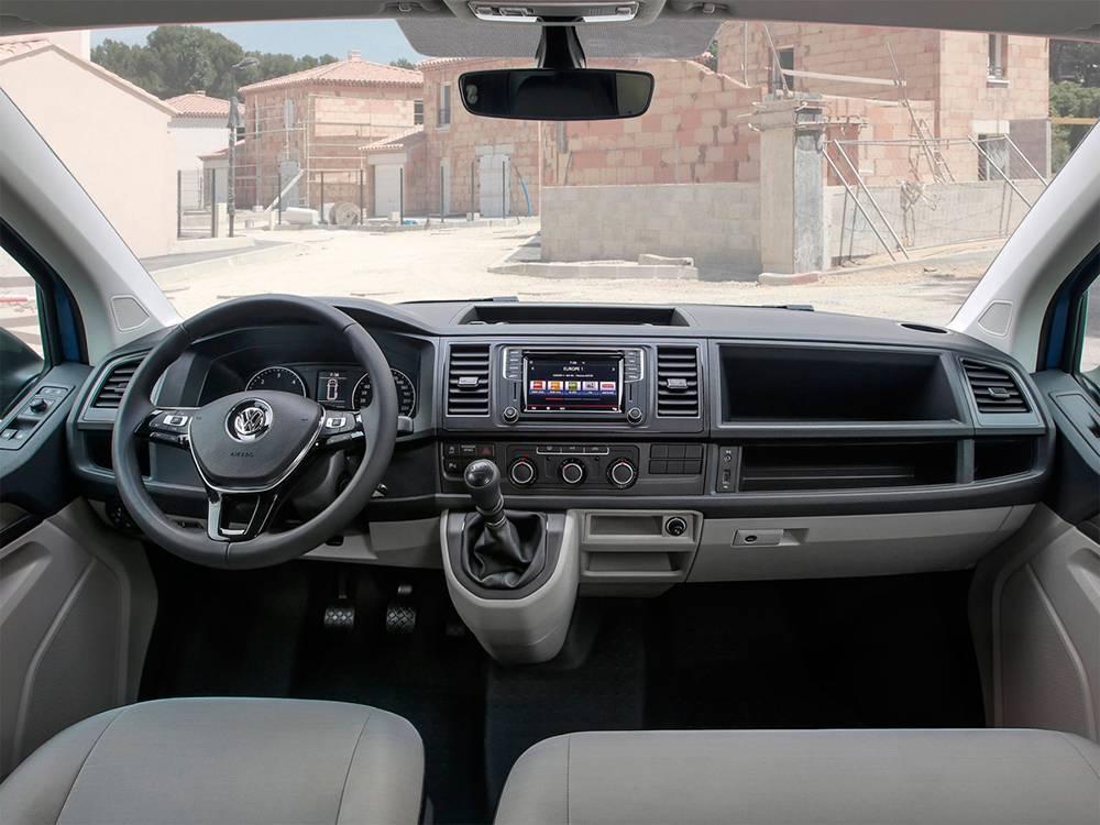 Фото Volkswagen Transporter T6 Kasten - салон