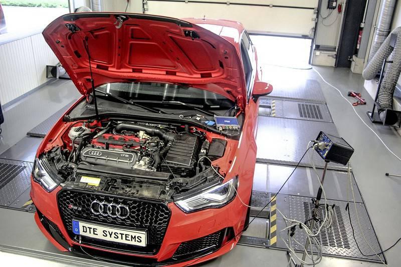 Чип-тюнинг Audi RS3