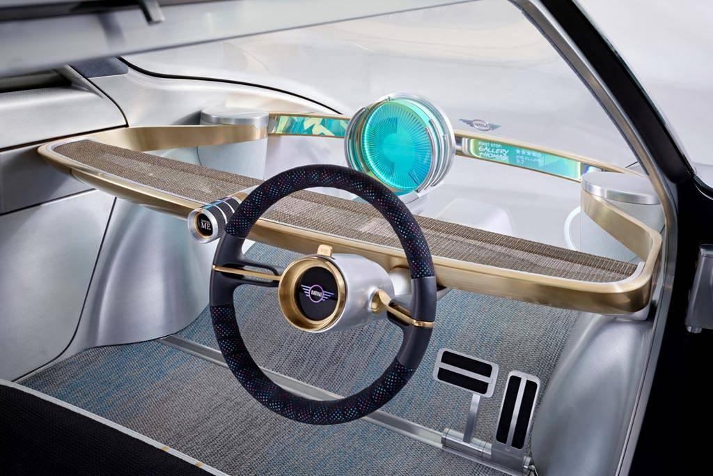 Фото салона MINI Vision Next 100 Concept