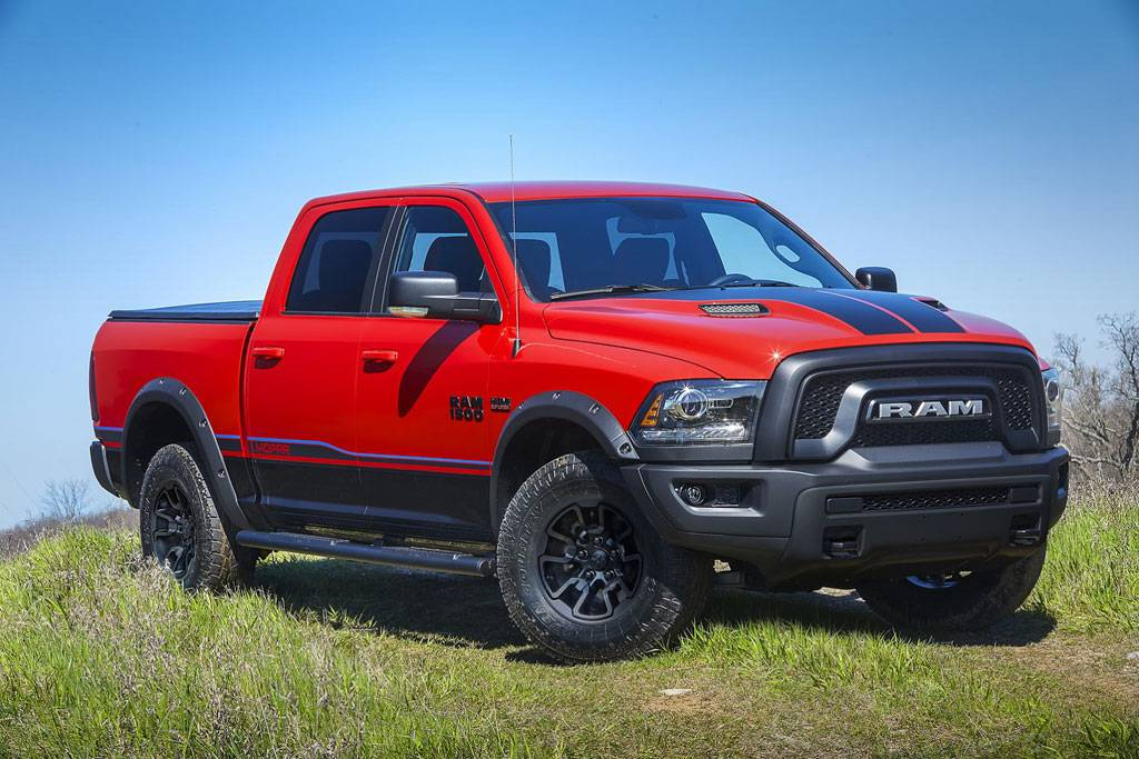 фото Dodge 1500 Ram Rebel