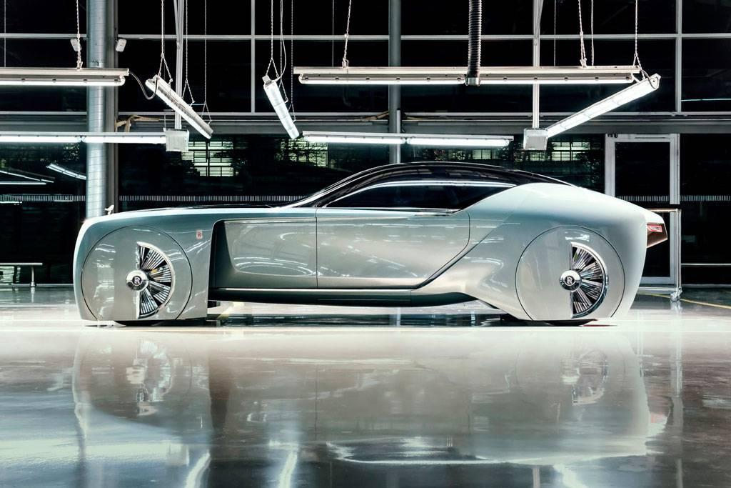 картинки Rolls-Royce Vision Next 100