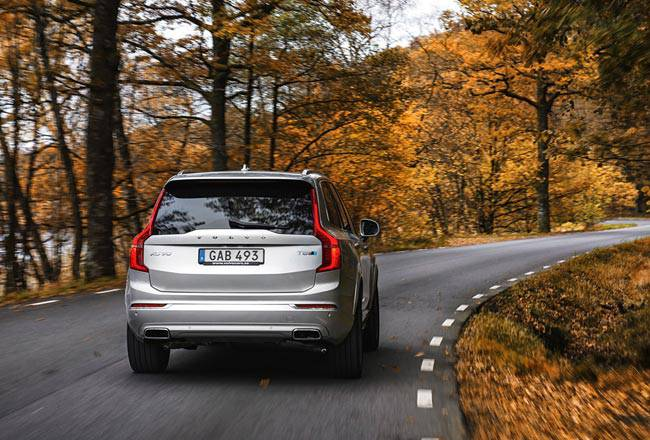 фото Volvo XC90 Polestar