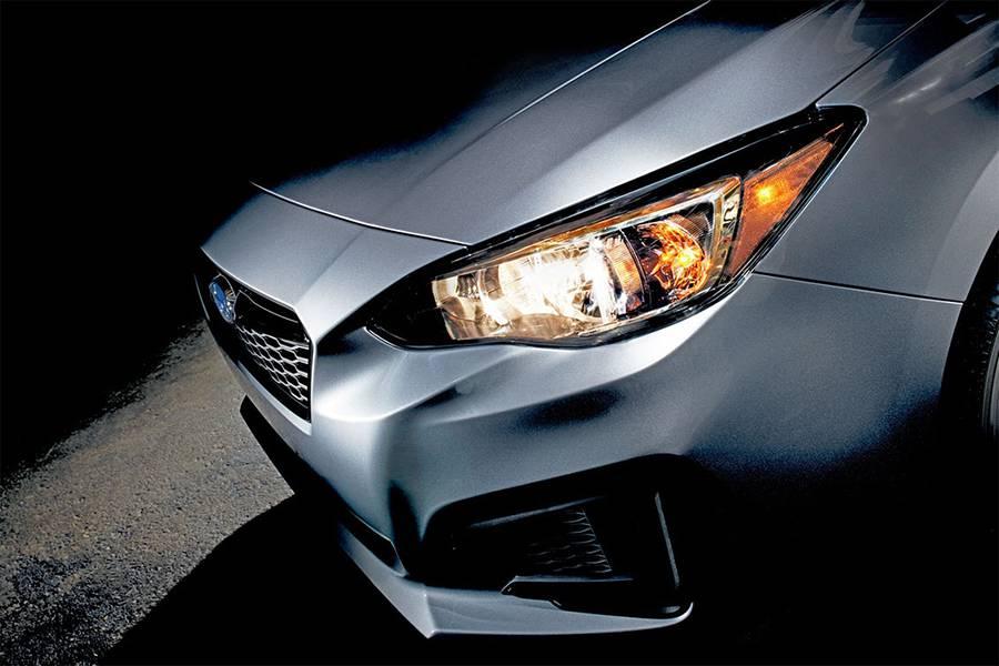 фото новое поколение Subaru Impreza