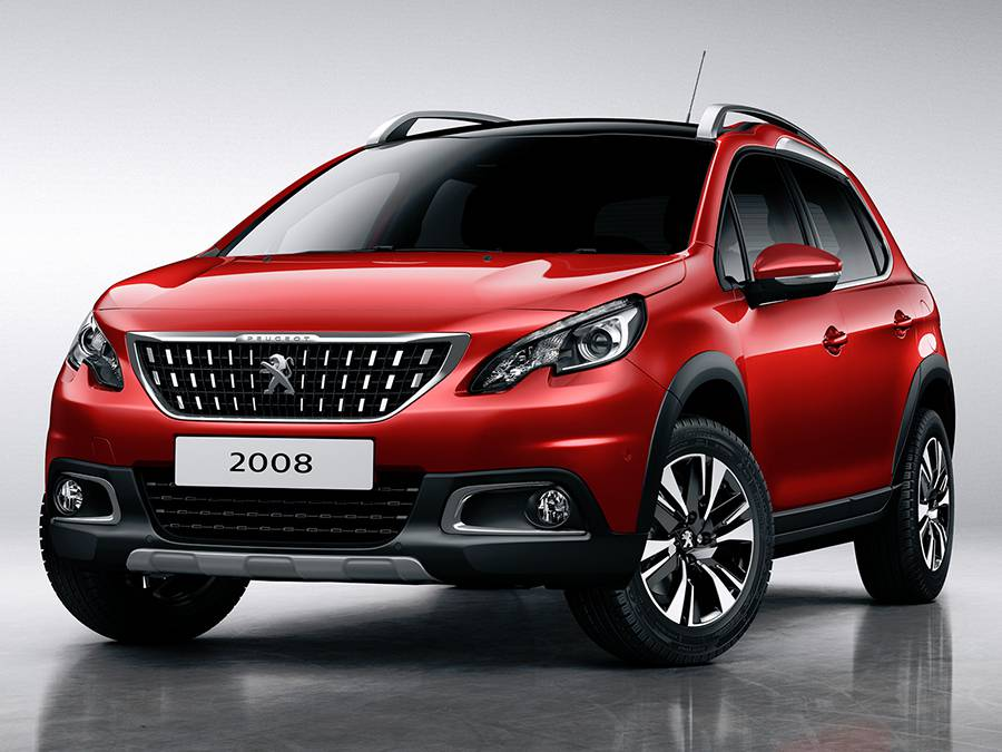 Паркетник Peugeot New 2008 2016-2017 года - фото