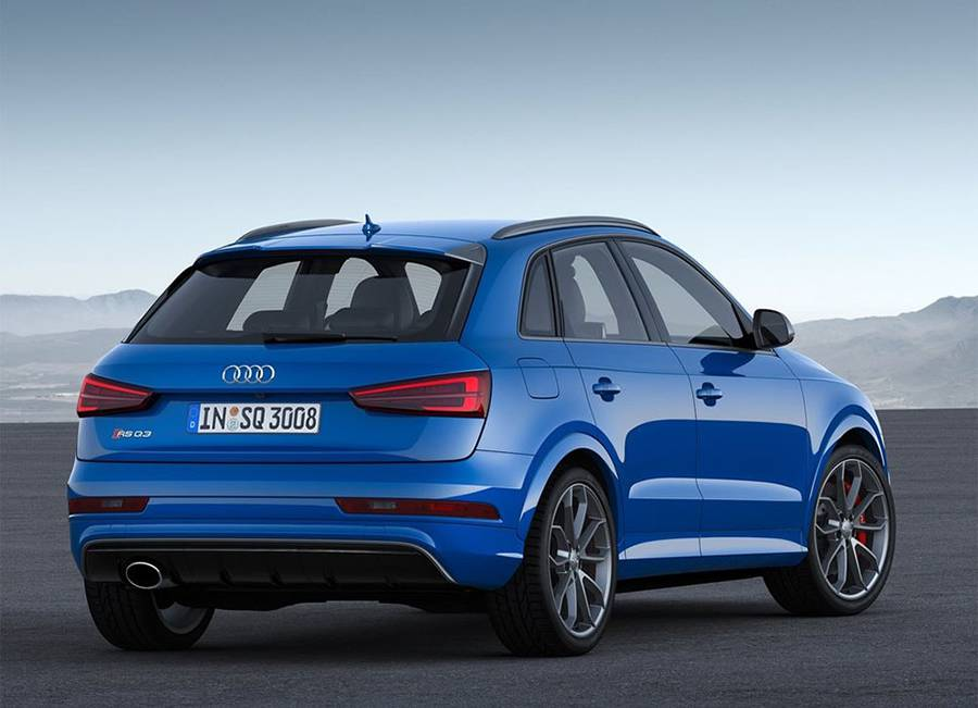 Фото Audi RS Q3 performance 2016-2017