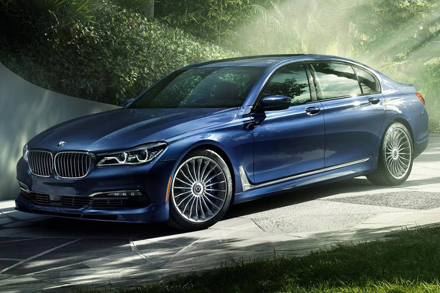 Фото BMW Alpina B7 xDrive 2016-2017